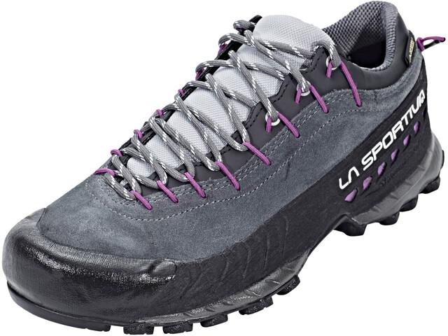 1c14e1aa27cf2b La Sportiva TX4 GTX Scarpe Donna, carbon/purple su Addnature